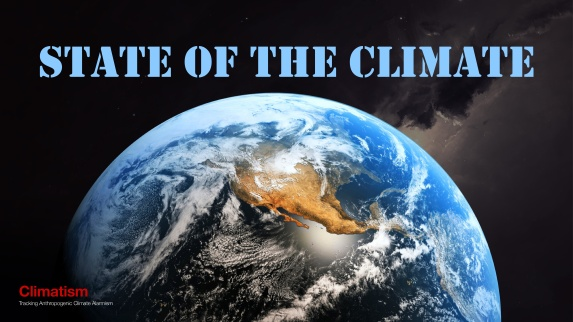 CLIMATISM - State Of The Climate